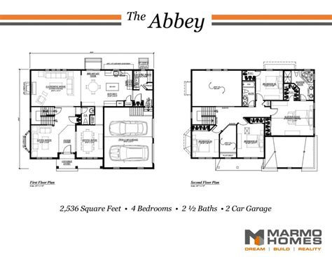 monastery floor plan 166 swedesboro road mullica hill marmo homes