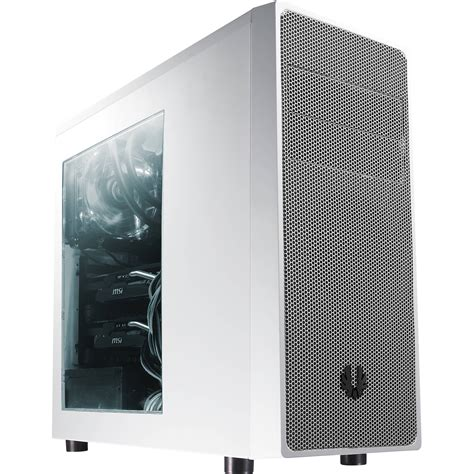 Bitfenix Neos Window Black Gold bitfenix neos mid tower bfc neo 100 wwwks rp b h photo