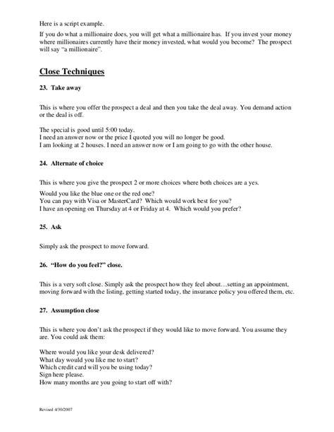 telesales script template telesales script template 77 sales scripting techniques