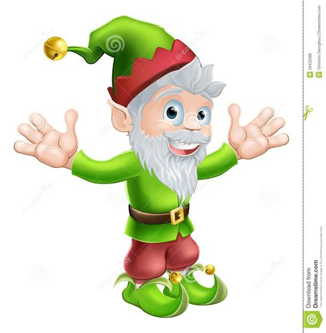 outdoor pixie elves garden gnome or stock vector illustration of 26422288