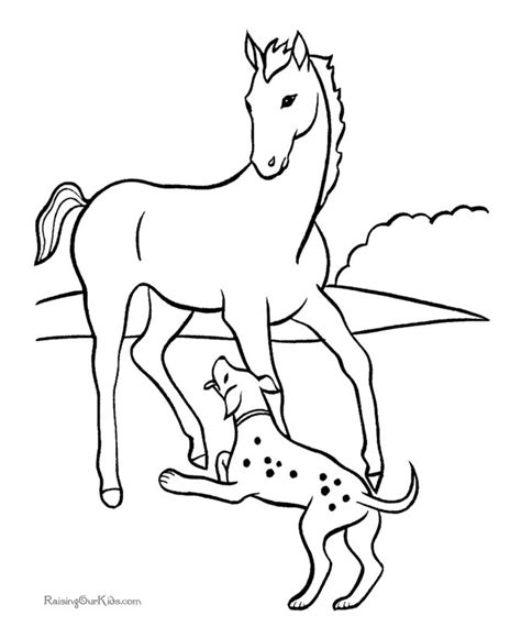 coloring pages of horses and dogs 28 best images about free colouring pages on
