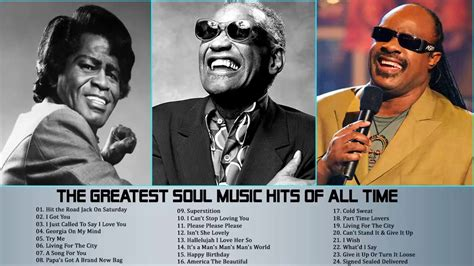 best soul songs the greatest soul hits of all time top 20 soul