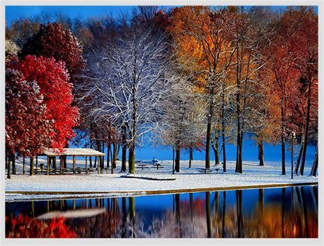 fotos invierno en canada 30 fotos que te har 225 n enamorarte del oto 241 o blog xenotes