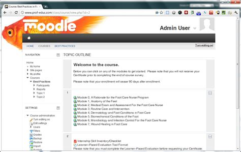 themes moodle 1 9 download aardvark 2 1 0 theme released for moodle 2 by