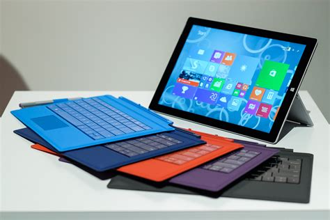 Microsoft Surface 3 microsoft s surface 3 reduces the price and keeps the
