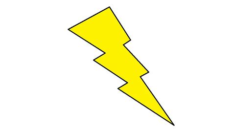 bolt lighting lightning bolt yellow lightning electricity bolt thunder