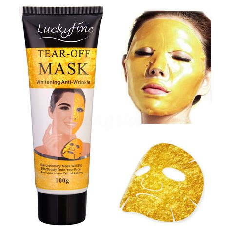 Collagen Mask gold collagen mask high moisture anti aging