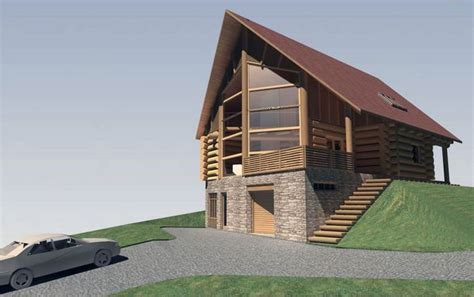 rock house plans wood and rock house plans nature s harmony
