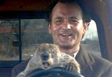 groundhog day where filmed winter michie