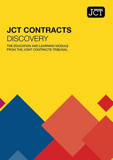 jct design and build contract clauses guides