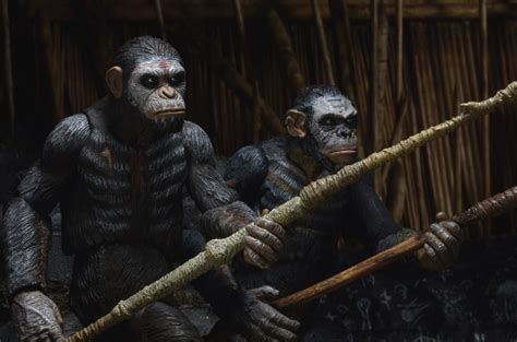planet of the apes images of the planet of the apes images by neca collider