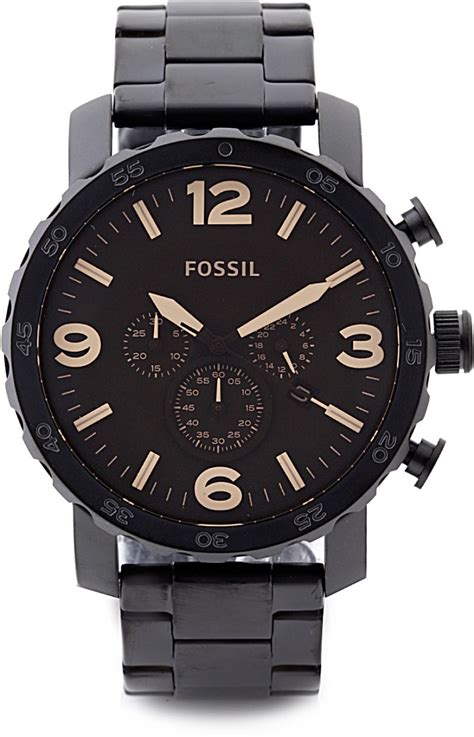 fossil jr1356 nate analog for buy fossil