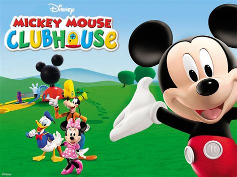 Mickey Mouse Clubhouse by Mickey Mouse Clubhouse Tv On Play