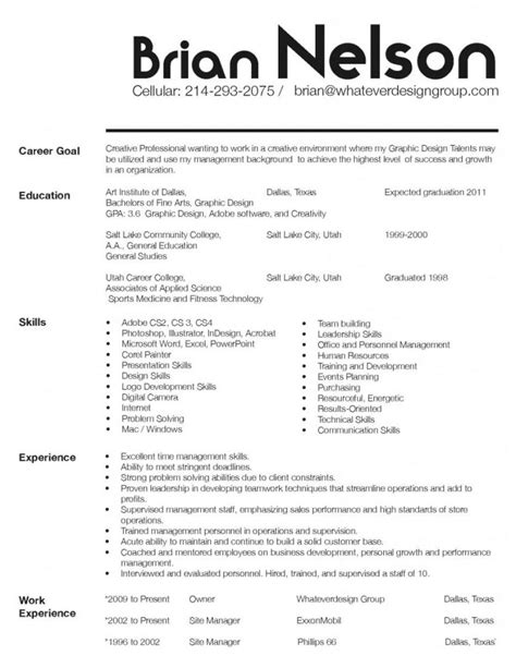 Create Resume For by How To Create A Resume