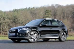 Audi Forum Q5 Essai Vid 233 O Audi Q5 2017 Le Changement Dans La Continuit 233