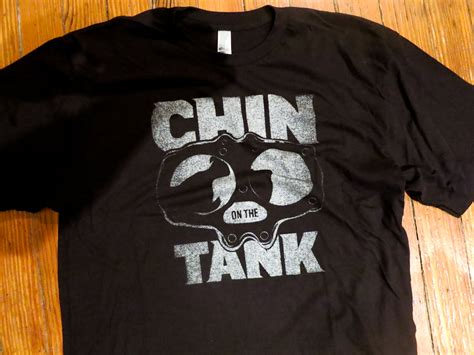 The Cott Cott Shirts Chin On The Tank Motorcycle Stuff In