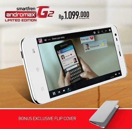 Hp Smarfren Andromax B Special Edition Ram 2gb smartfren andromax g2 limited edition hp android layar