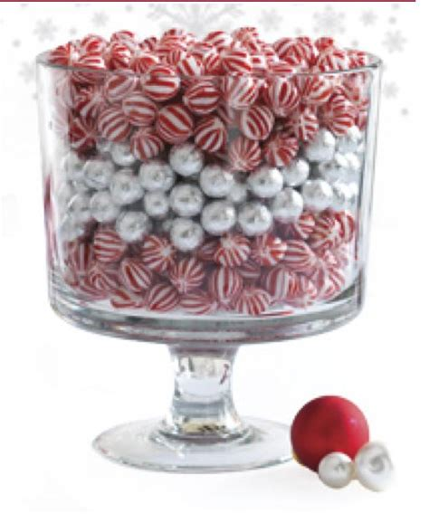 Trifle Decoration by Pered Chef Trifle Bowl Centerpiece