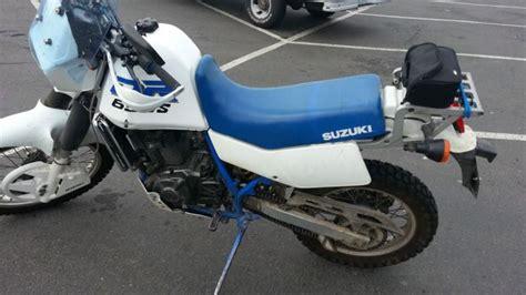 Dr Suzuki Portland 1990 Suzuki Dr650s For Sale On 2040 Motos