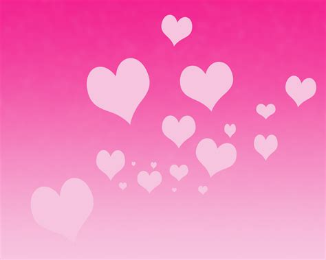 pink heart wallpaper the free images 09 09 11