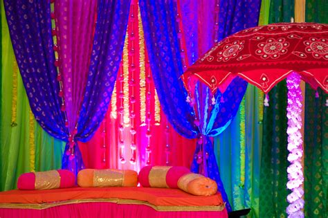 indian wedding decorators romantic decoration