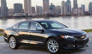 Chevrolet Impala Reviews 2017 Chevrolet Impala Review And Release Date Car