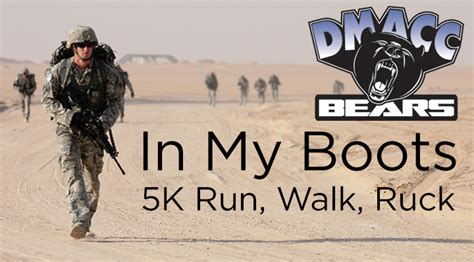 Dmacc Academic Calendar Dmacc Boone Hosts Inaugural Quot In My Boots Quot 5k Run Walk Or