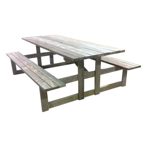 table bench seats quot one piece table bench seats quot 8 seats optional