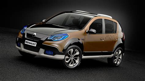 renault stepway 2011 renault sandero stepway concept features photos