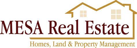 mesa real estate logo