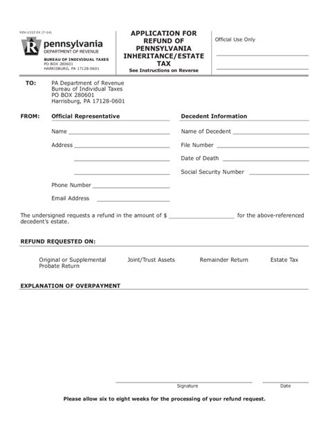 Pennsylvania Tax Form - 592 Free Templates in PDF, Word