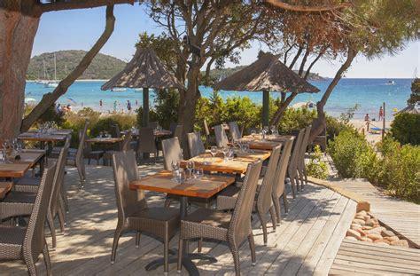 Restaurant de la Plage Chez Ange Où manger ? porto vecchio sud corse