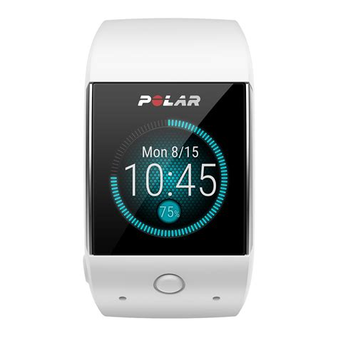 Smartwatch Android Wear Polar M600 Android Wear Gps Sports Smartwatch