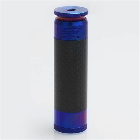 Av Able Blavk Carbon av able style enamel blue stainless steel carbon fiber
