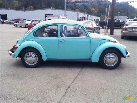volkswagen light blue 1972 light blue volkswagen beetle coupe 37423511 photo 4