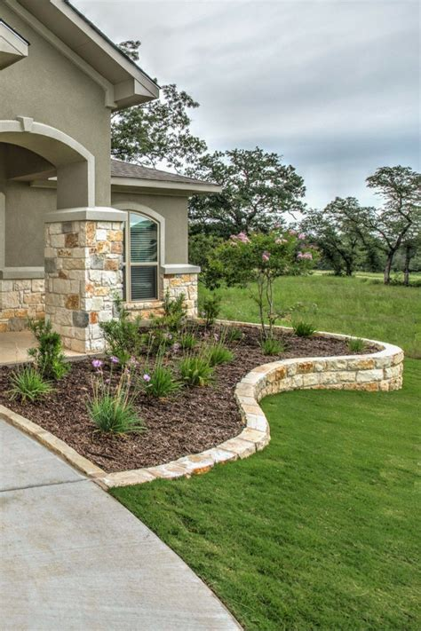 gorgeous front yard retaining wall ideas perfect