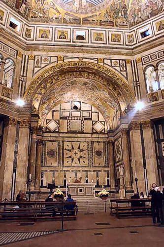 battistero firenze interno baptisterio de san juan florencia italia vacaciones en