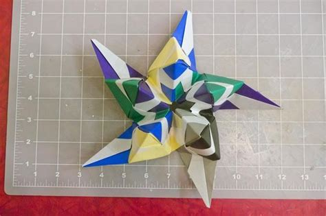 Modular Origami How To Make A Truncated Icosahedron - modular origami how to make a truncated icosahedron