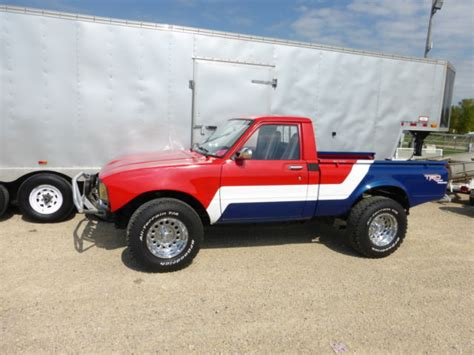 1982 Toyota Value 1982 Toyota Pre Runner 22r For Sale Photos Technical