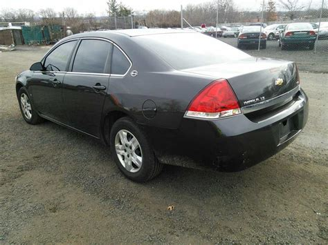 2008 Chevy Impala Ls by 2008 Chevrolet Impala Ls Hartford Ct 06114 Property Room