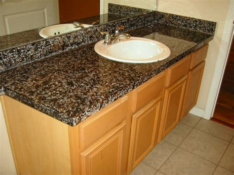 painting laminate bathroom countertops painting laminate countertops to look like granite at home