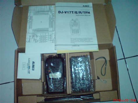 harga transistor c2694 radio kontek alinco dj v17 terjual