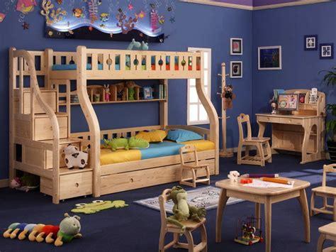 Kinderzimmer Junge Massiv by Massivholz Jugendzimmer