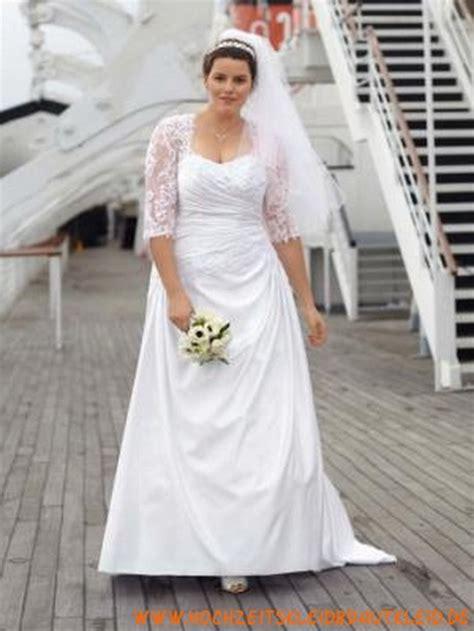 Brautkleider Mollige by Hochzeitskleider Mollige