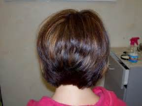 show pictures of haircuts with stacked backs bob hairstyles back view stacked hairstyles ideas