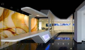 Futuristic Homes Interior Futuristic Interior Design Furnish Burnish