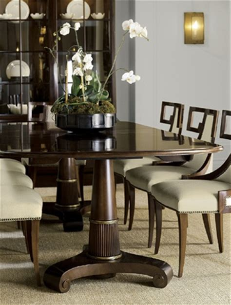 Baker Dining Room Table And Chairs 99 Best Images About Pheasant For Baker Furniture On Ottomans Tic Tac And