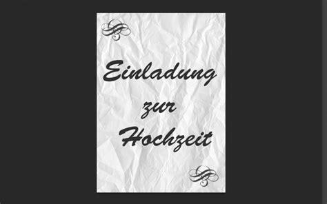 Hochzeitskarten Zum Selber Drucken by Hochzeitskarten Selber Gestalten