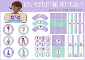 doc mcstuffins free party printables search results