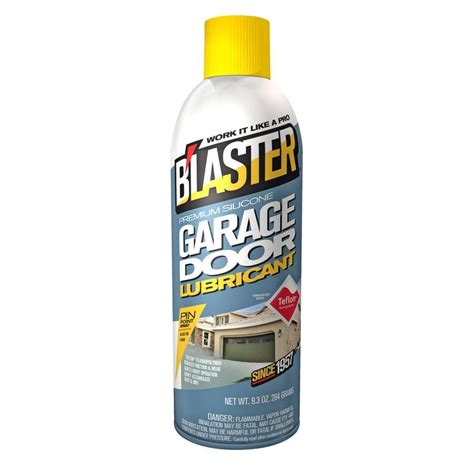 Garage Door Lube by Shop Blaster 1 Count Lubricant At Lowes